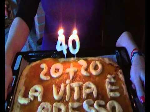 Laura I Tuoi 40 Anni A Casa Spazian Youtube