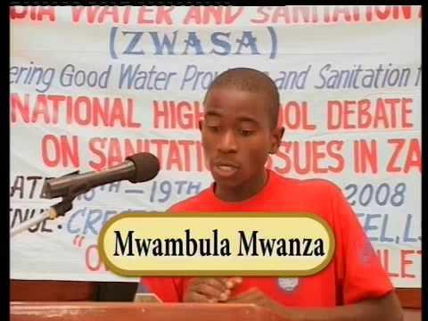 World Toilet Day, Zambia - IYS International Year of Sanitation
