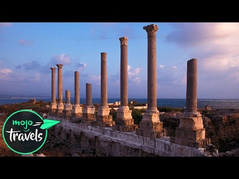 Top 10 Attractions in Lebanon