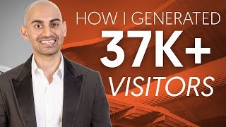 How I Generated 37,391 Visitors to My Blog Post | Neil Patel