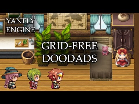 Grid-Free Doodads (YEP) - Yanfly moe Wiki