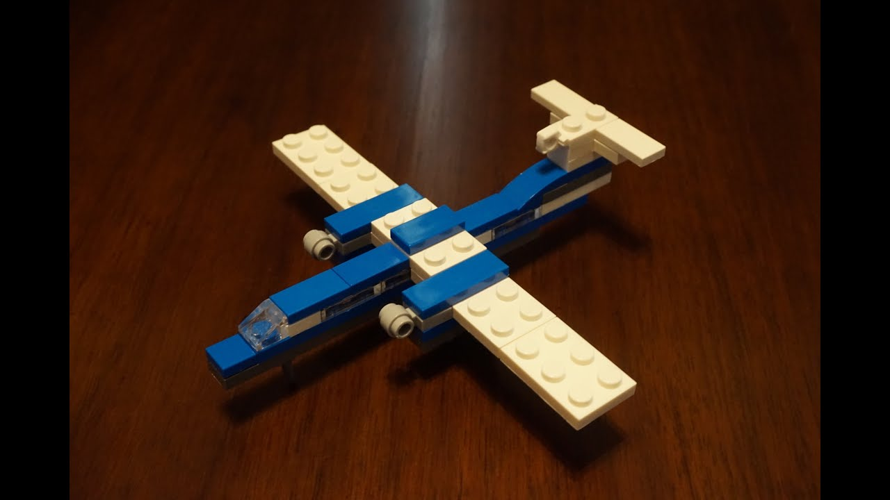lego q400 how to