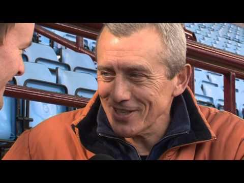 Everton show goes behind the scenes in Villa's press box
