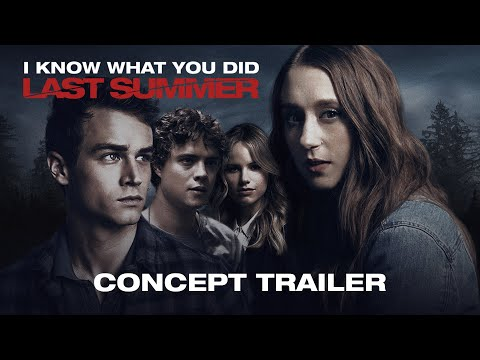 I KNOW WHAT YOU DID LAST SUMMER (2020) | Remake Concept Trailer HD | Taissa Farmiga Horror Movie