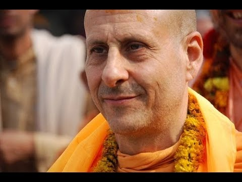 Glories Of Mother Ganges - 3, Sunday feast, HH Radhanath Swami