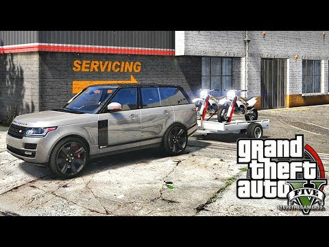 GTA 5 MOD#219 LET'S GO TO WORK!! (GTA 5 REAL LIFE MOD)