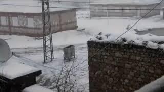 Diyarbakir da kar 😊