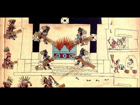 Antonio Gomezanda: Xiuhtzitzquilo, Festival del Fuego Azteca (1925)
