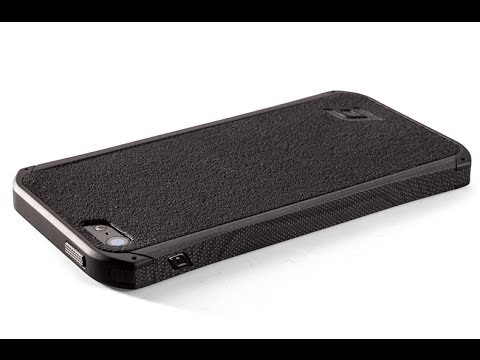 detailed look d2dbf e5e9a Element Case Ronin G10 Stealth iPhone 5 and 5s Case