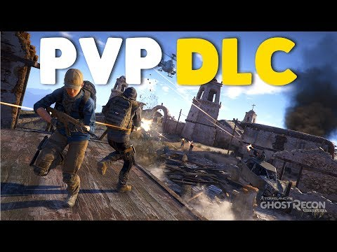 PVP DLC | Ghost Recon Wildlands