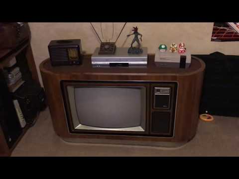 1978 RCA ColorTrak GC930SR exploration