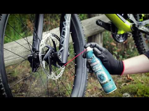How To Stop Brake Squeal - Bicycle Disc Brake Cleaner | Finish Line