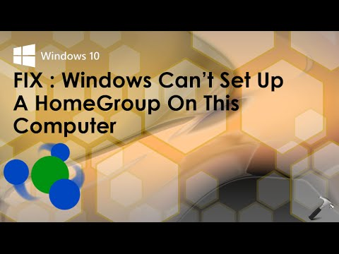 repair homegroup