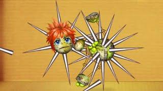 Nano Japanese Buddy vs Food WEAPONS   Kick The Buddy
