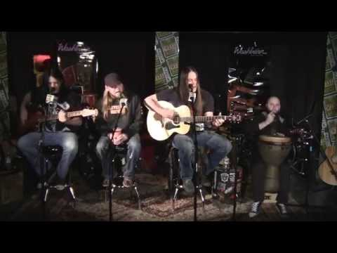 Soil - Shine On & Halo (acoustic)