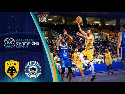 Aek V Anwil Wloclawek – Highlights – Basketball Champions League 2019-20