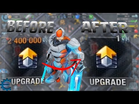 How to upgrade any thing in |GALAXY CONTROL|with in | 1 URANIUM OR MINERALS|HACK.....