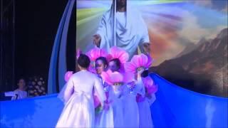 Tiết mục múa: Ca vang tình chúa 2 - Các sơ dòng mến Thánh Giá - Đại lễ di dân 2017