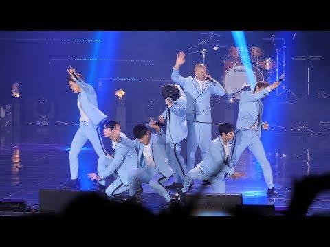 170617 비투비 (BTOB) 뛰뛰빵빵 (Beep Beep) 2017 파크콘서트 in 대구 공연 직캠