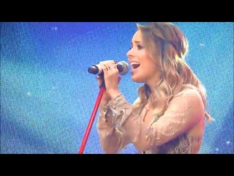 Sandy e Tiago Iorc - Me Espera ao vivo no SuperStar