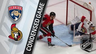 Florida Panthers vs Ottawa Senators – Mar. 29, 2018 | Game Highlights | NHL 2017/18. Обзор