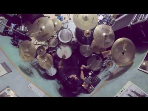 Drum Cover Kereta Malam Dangdut