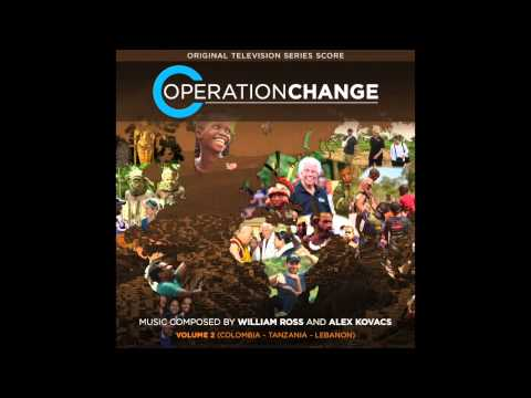 Operation Change Vol 2 - Unsafe Territory (Colombia) - William Ross & Alex Kovacs