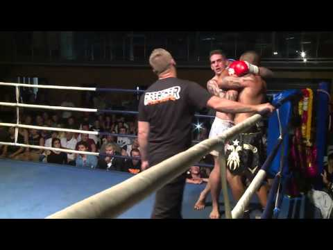 Rob 'KID SAVAGE' Ferguson, Muay Thai 86kg WKBF cruiserweight title