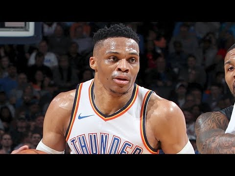 Portland Trail Blazers vs Oklahoma City Thunder - Highlights | Feb 11, 2019 | 2018-19 NBA Season