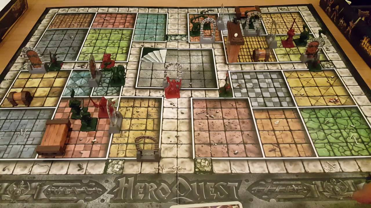 Image result for heroquest