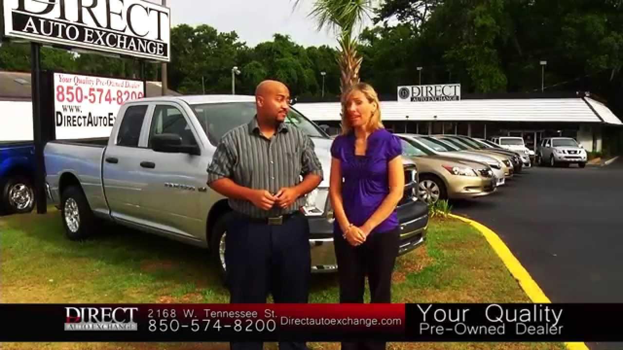 Sarah & Elton: Direct Auto Exchange Commercial - YouTube