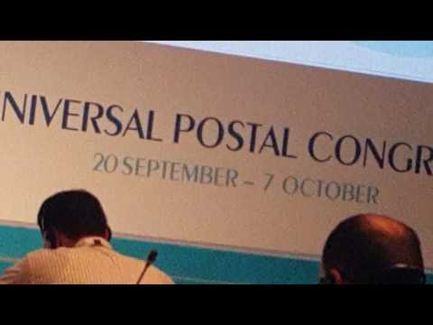 Worldwide Postal Strategy of Istanbul 2017-2020