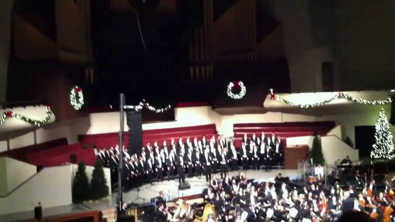 APU Celebrate Christmas- Mens Chorale