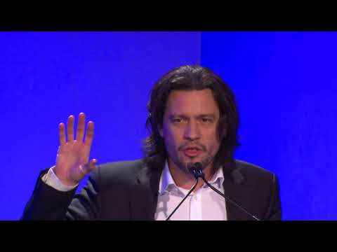 "Dr Mike Galsworthy ""The NHS on the drip without the EU"""
