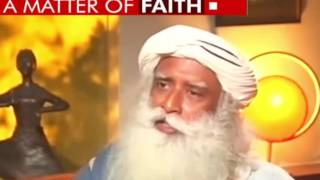 Hinduism not a religion, there's no book || VERY GOOD ANSWER by Sadhguru Jaggi Vasudev