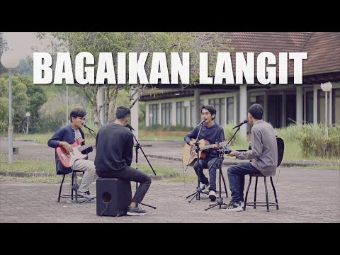 Bagaikan Langit - Potret (Acoustic Cover By Sebaya Project)