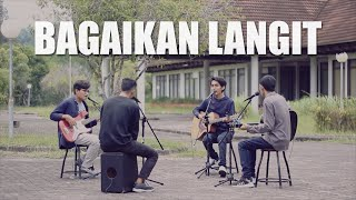 Gambar cover Bagaikan Langit - Potret (Acoustic Cover by Sebaya Project)
