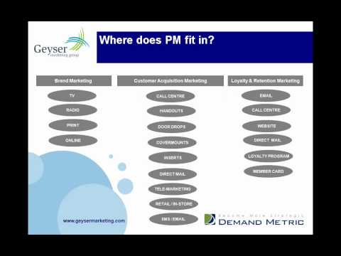 An Introduction to Partnership Marketing - Demand Metric & Geyser Marketing