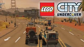 LEGO City Undercover - Lego Police chase Gameplay Walkthrough part 13 (PC)