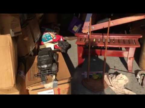 Hurley Auctions Online Storage Unit 560 Video Youtube