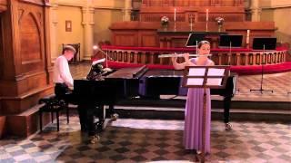 Nino Rota (1911-1979). Love Theme From Romeo & Juliet (Alexandra Mukovnya - flute)