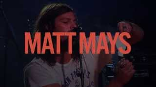 Matt Mays - Live at the Indies 2013