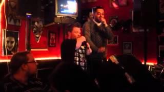 William & Erhan - Eye of the tiger @ The Joker Karaoke 2012