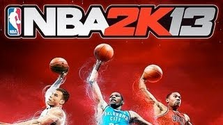 NBA 2K13 | Mostrando a DEMO e o Talento