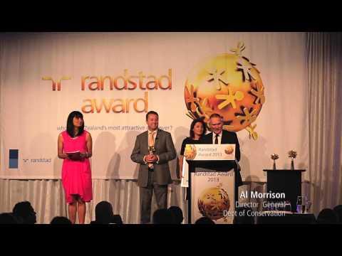Randstad Award New Zealand 2013