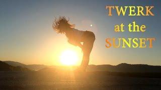 Lil Jon - What U Gon' Do. The Best Twerk at the Sunset.