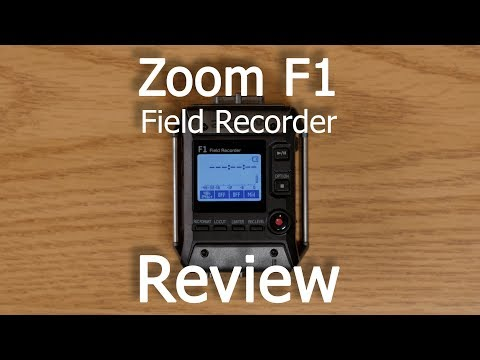 Zoom F1 Field Recorder Review *Updated*