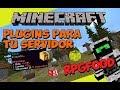Minecraft: Plugins para tu Servidor - RPGFood (Crea tus propios Alimentos!)