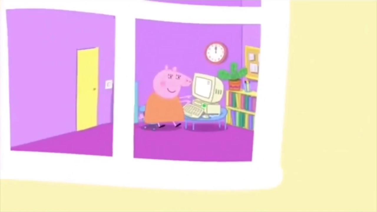 Peppa juega Piggy, sub español