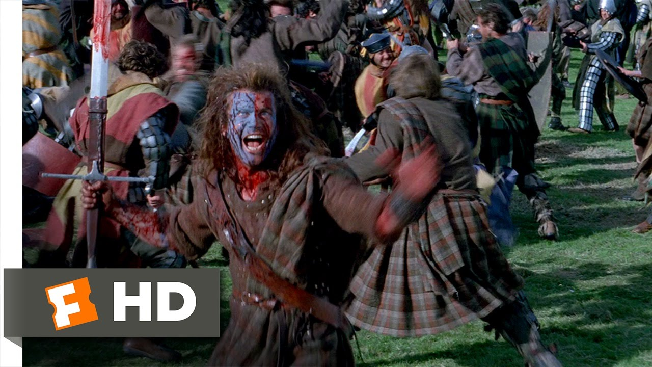 The Battle Of Stirling Braveheart 59 Movie Clip 1995 Hd Youtube